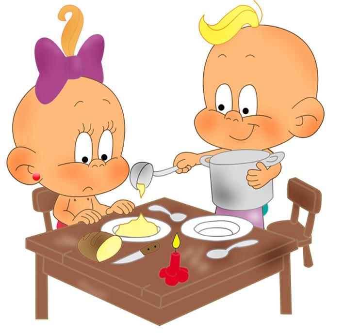 Картинки про питание для детей, поздравление днем рождения